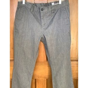 Empyre Skeletor Skinny Grey Pants Jeans 34
